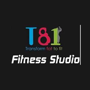 T 81 Fitness Studio Banjara Hills