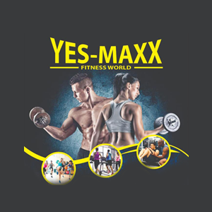 Yes Maxx Fitness World Sector 4