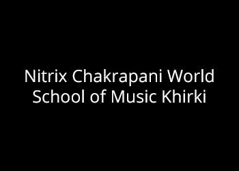 Chakrapani World School of Music Malviya Nagar
