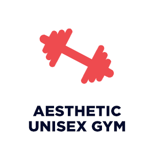 AESTHETIC Unisex Gym
