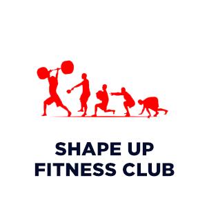 Shape Up Fitness Club Sector 23 Faridabad