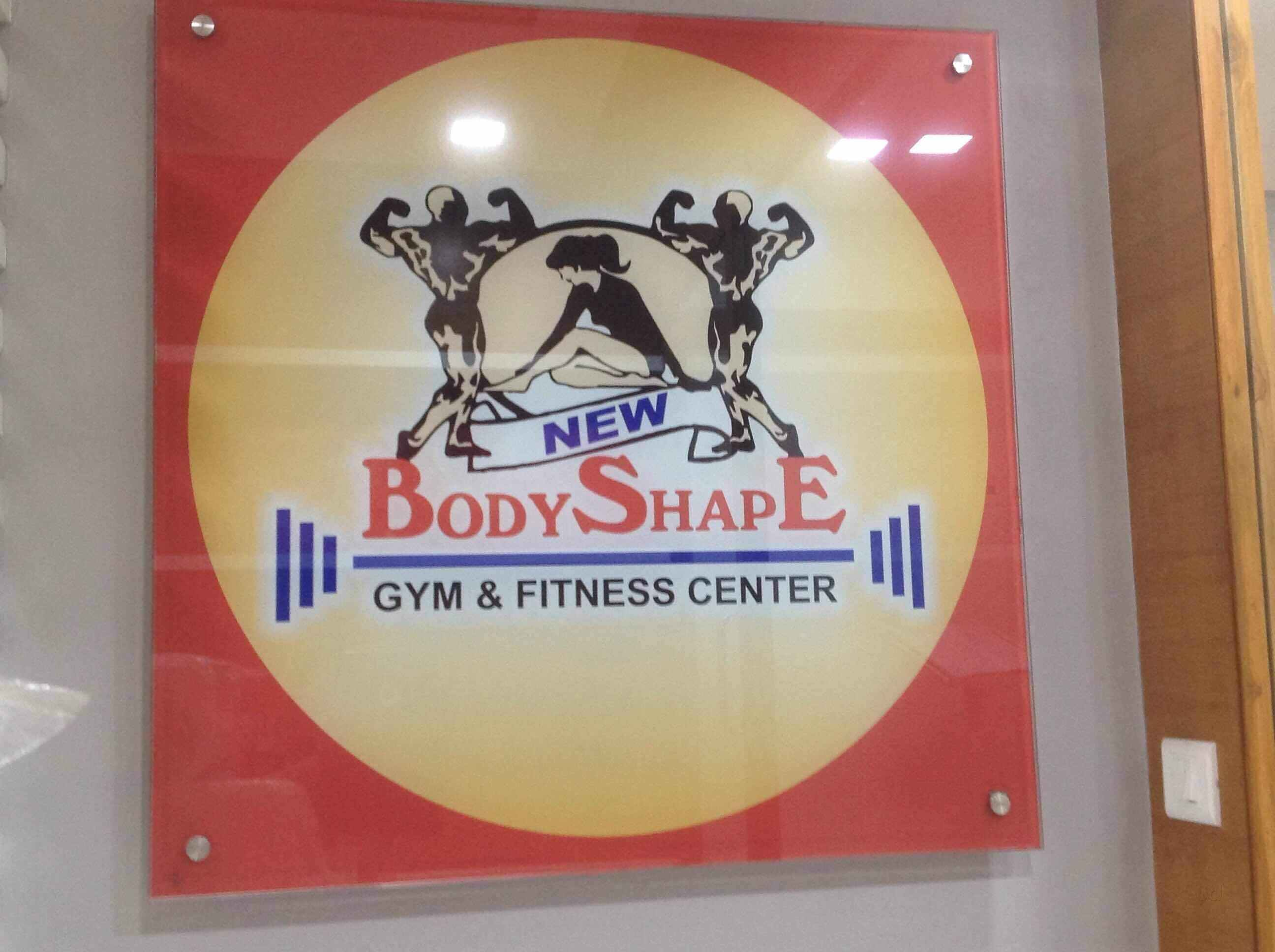 New Body Shape Gym And Fitness Centre