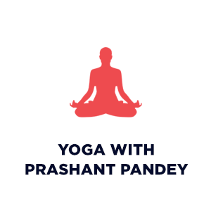 Yoga With Prashant Pandey