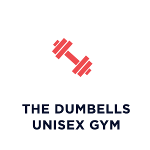 The Dumbells Unisex Gym