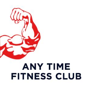 Any Time Fitness Club Madhu Vihar