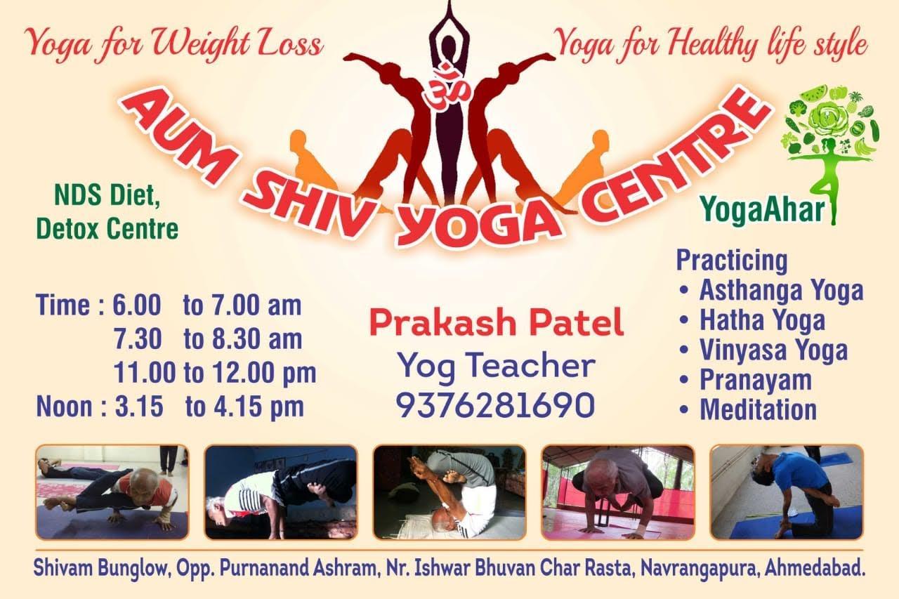 Aum Shiv Yoga Centre