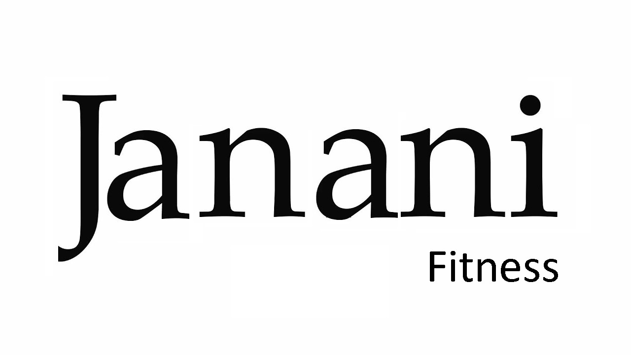Janani Fitness Centre Wilson Garden