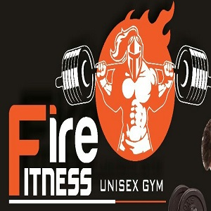 Fire Fitness Unisex Gym