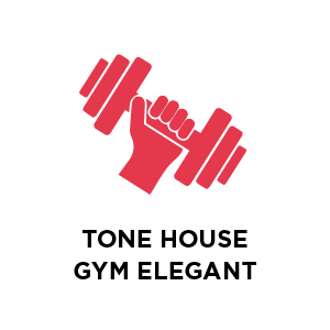 Tone House Gym Elegant