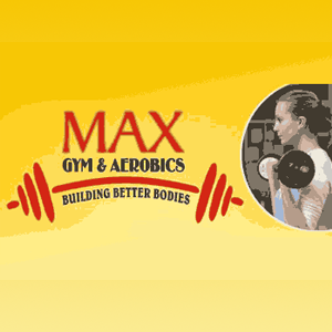 Max Fitness Gym And Aerobics Niti Khand 1