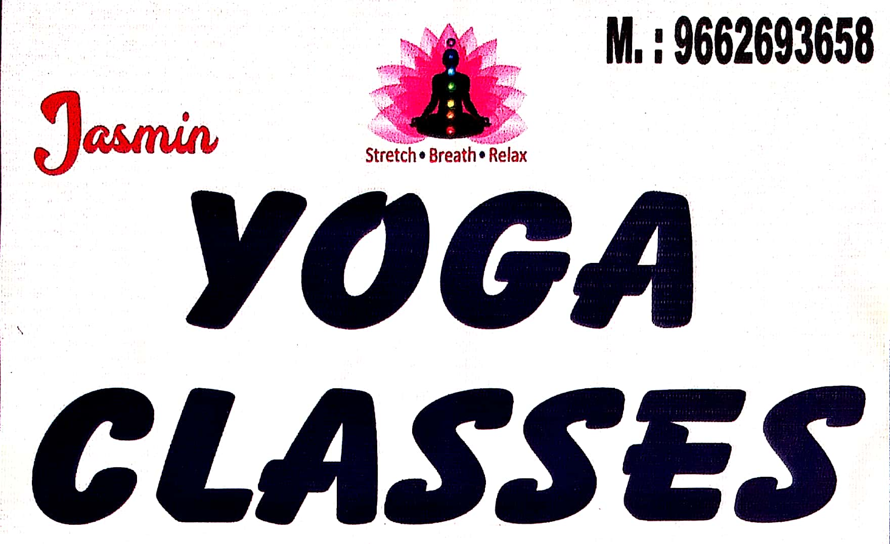 Jasmin Yoga Classes Maninagar