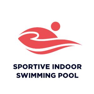 Sportive Indoor Swimming Pool