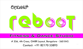 Reboot Fitness And Dance Studio