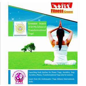 Fitness Groove Pitampura