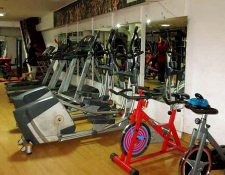 Cardio Prime Gym