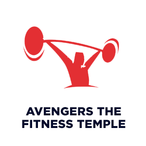 Avengers The Fitness Temple
