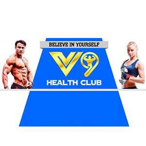 V 9 Health Club Rakhiyal