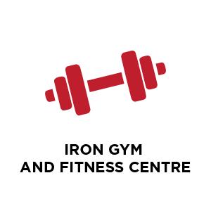 Iron Gym And Fitness Centre Shastri Nagar