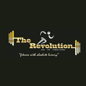 The Revolution Gym Spa Fitness Lounge