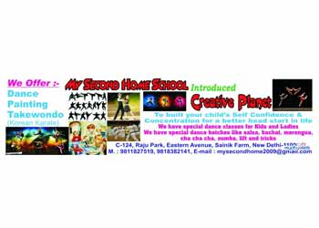 Creative Planet Sainik Farm