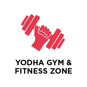 Yodha Gym & Fitness Zone Moti Nagar