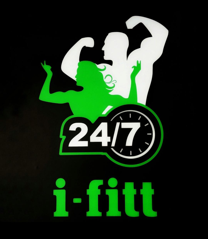 I Fitt 24/7 Btm Layout