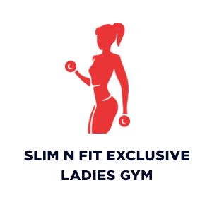 Slim & Fit Exclusive Ladies Gym Moti Nagar