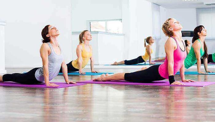 Bodhi Yoga Fitness Studio Chanda Nagar