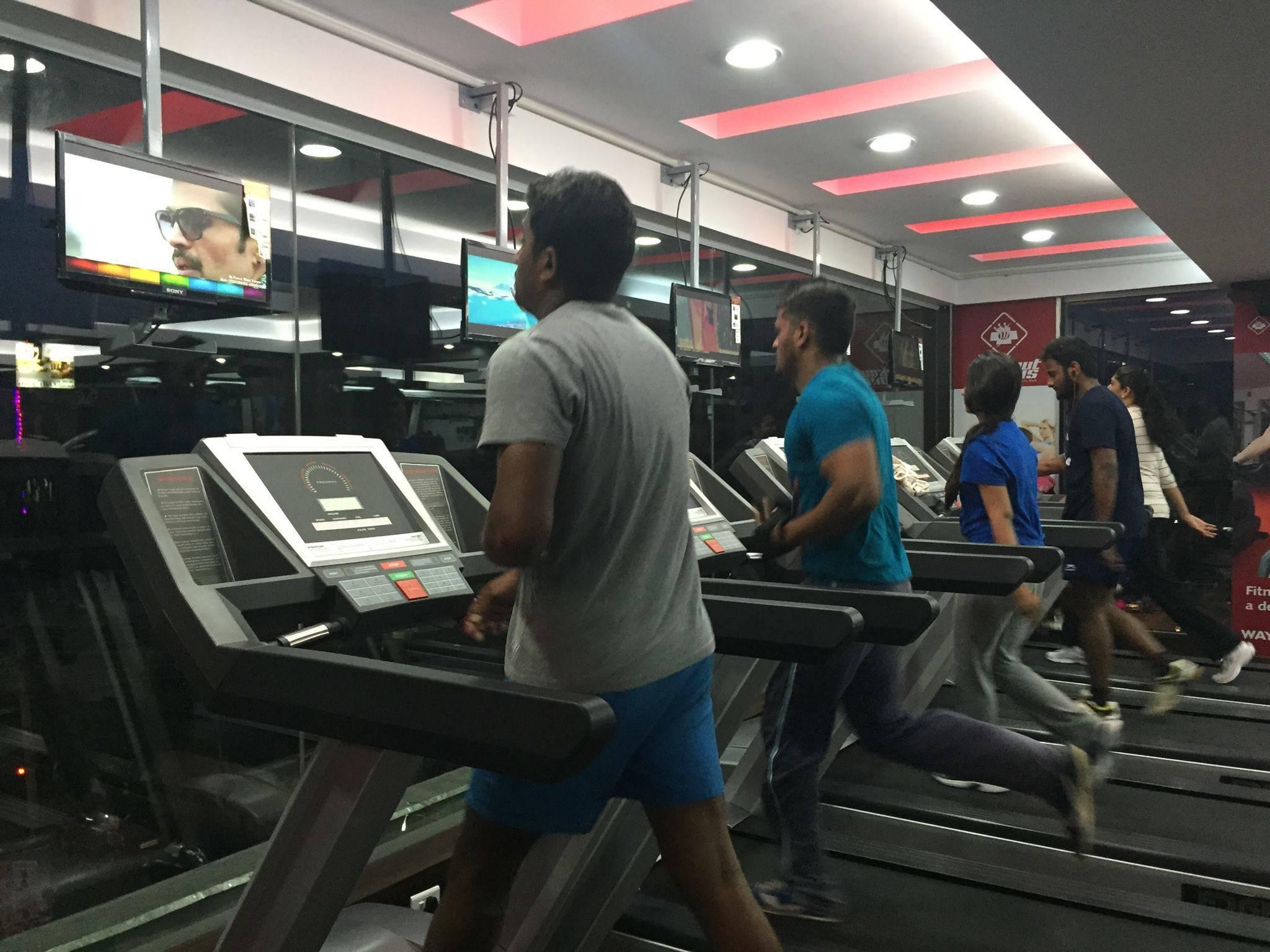 Workout Plus Electronic City Phase I