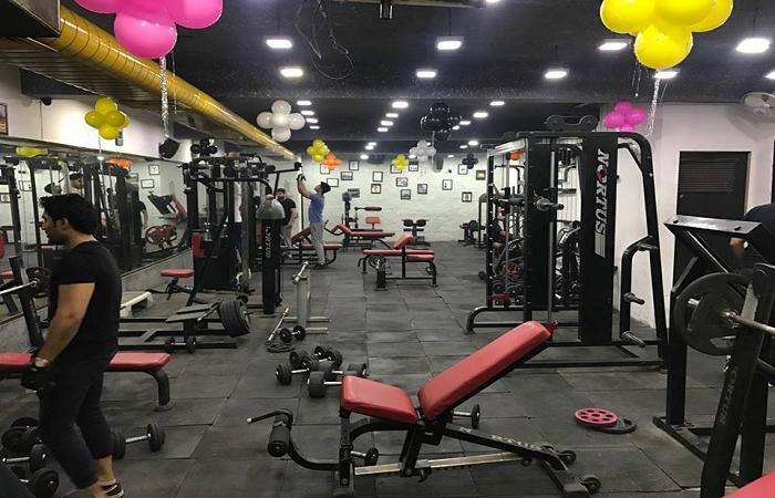 The Gym Health Planet Vikaspuri