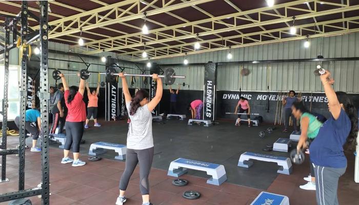 Group Ex Fitness Rt Nagar