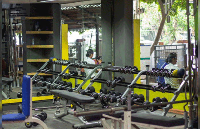 Energy Fitness Vasanth Nagar