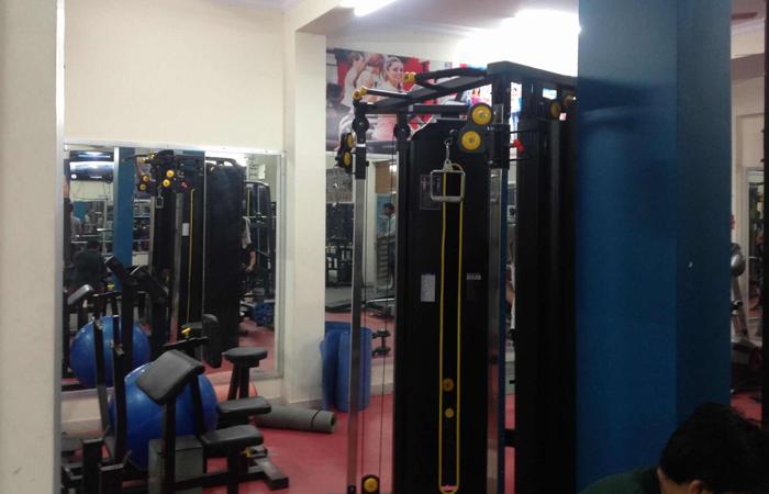 Madhav's Gym Mahesh Nagar