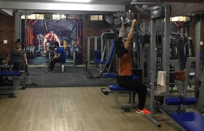 Challengers Unisex Gym Sector 11 Rohini