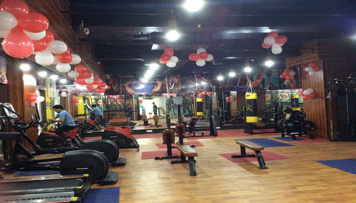 Spartan Fitness Center Crossings Republik