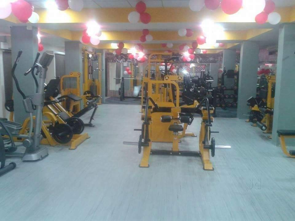 Star Gym Thakkarnagar