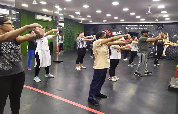 GoodWays Fitness Krishna Nagar