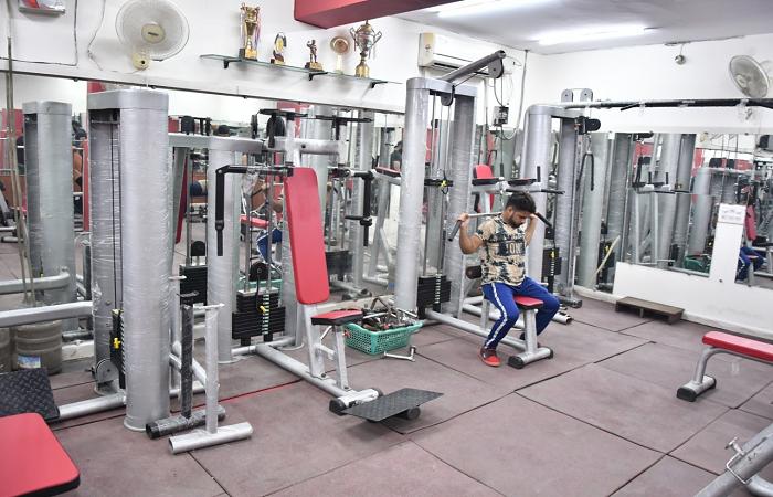 Squad Gym West Patel Nagar