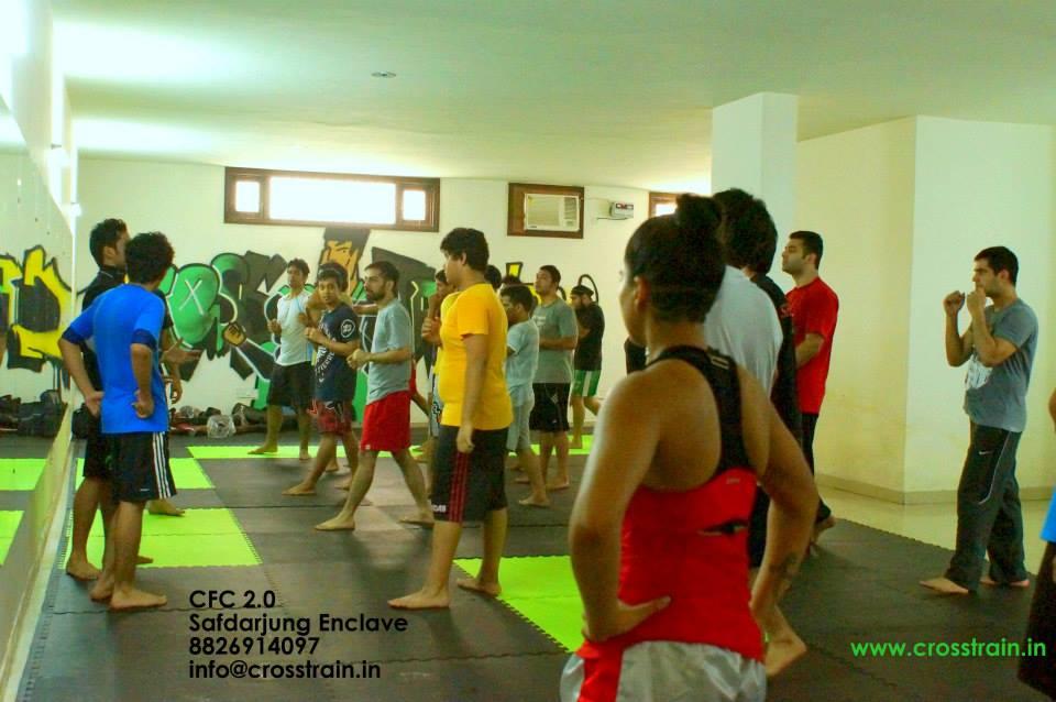 Crosstrain Fight Club Greater Kailash 2
