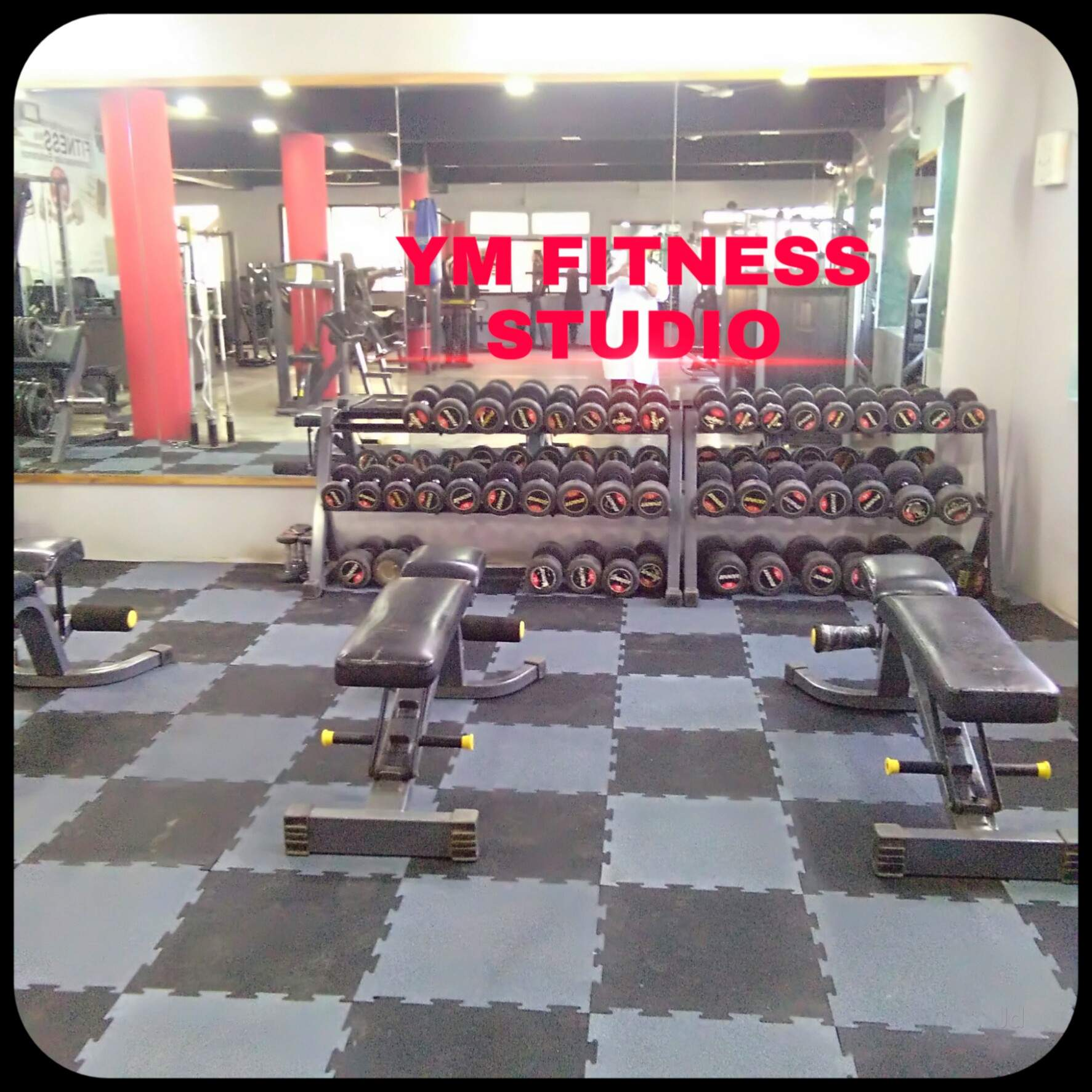 Ym Fitness Studio Relief Road