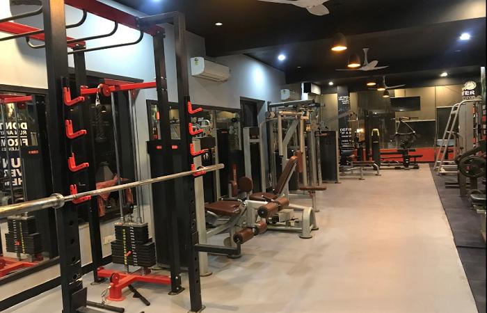 Shapeathon Gym&spa Patiala Road