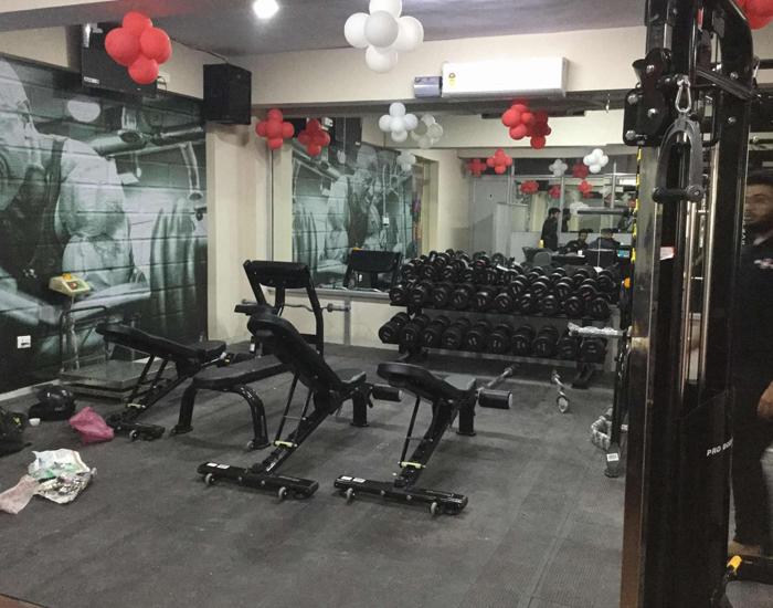 The Define Fitness Studio Malviya Nagar
