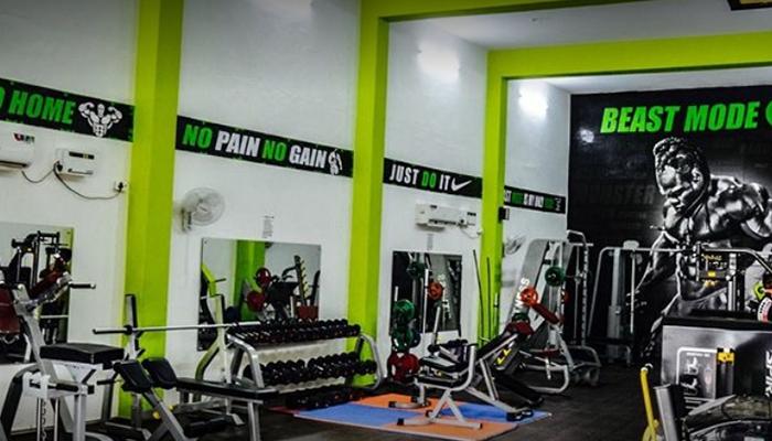 Beast Mode Unisex Fitness Studio Madhavaram