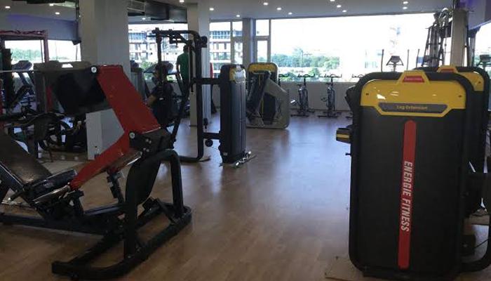 Jog Fitness Gym Sector 67