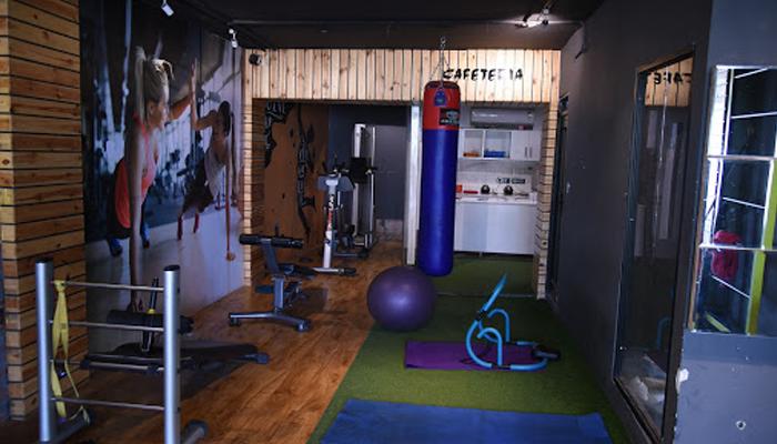 The Den Redefining Fitness Sector 7 Faridabad