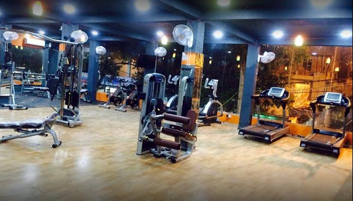 Dronacharya The Gym Dwarka Mor