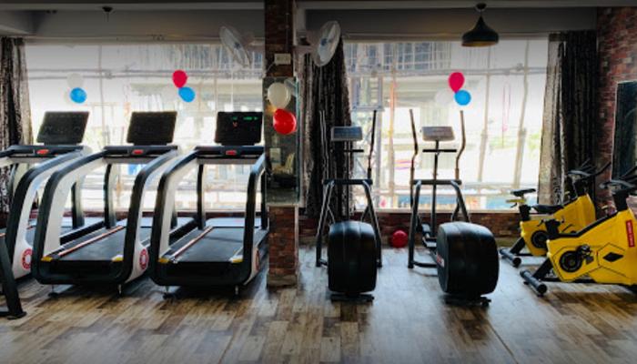 Oxygen Fitness Club Meerpet