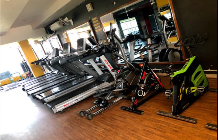 Izone Gym & Spa Phase 10
