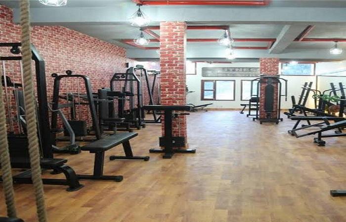 Rock Hard Gym Sector 18d