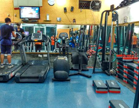 Club One Gym Yamuna Vihar